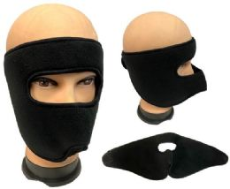 12 Units of Wholesale Winter Hat Face Mask - Winter Hats