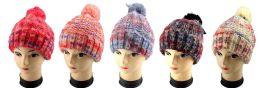 36 of Wholesale Tie Dye Style Winter Hat