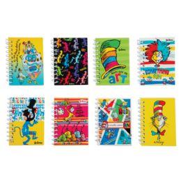 48 Wholesale Dr. Seuss Express Yourself Little Notebook
