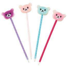 24 Bulk Marshmallow Bear Pens