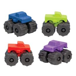 48 Units of Trucks Rule! Erasers - Erasers