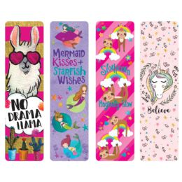 200 Units of Trendy Bookmarks - Books