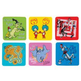 48 Bulk Dr. Seuss Puzzle Erasers