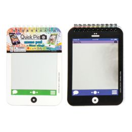 24 Wholesale Quick Pic Memo Pads & Filter Clings