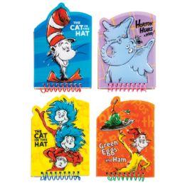 24 Wholesale Dr. Seuss Character Cover Memos