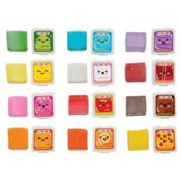 144 Bulk Wacky Whiffs Scented Kneaded Erasers