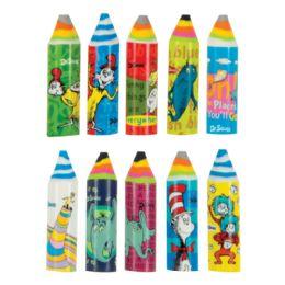 48 Bulk Dr. Seuss Crayon Erasers