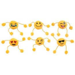 36 Units of Emoji Fun Locker Buddies - School Supplies