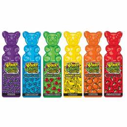 72 Units of Wacky Whiffs Gummy Bear Bookmarks - Books