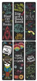 200 Units of Reading Rocks! Incentive Bookmarks - Books