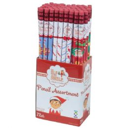 144 Bulk The Elf on the Shelf Pencils