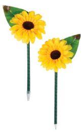 24 Bulk Sunflower Pens
