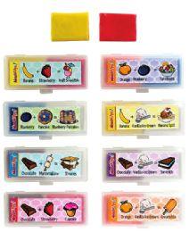 48 Bulk Mash Up Scented Kneaded Erasers