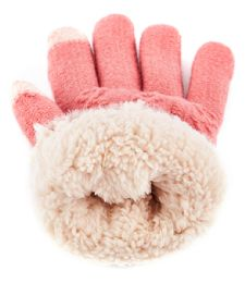 72 Units of Touch screen knitted women's gloves - Winter Gloves