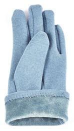 36 Bulk Fleece Women's Gloves