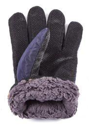 48 Units of Warm Men's Gloves - Winter Gloves