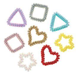 48 Wholesale Pearlized Bracelets
