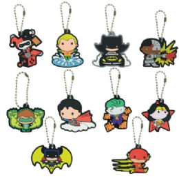 200 Wholesale DC Comic Chibi Keychain
