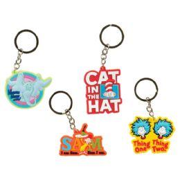48 Wholesale Dr. Seuss Key Chains