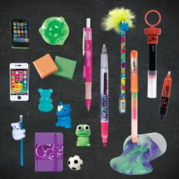 760pc. Enhanced School Store Startup Kit - School Supplies
