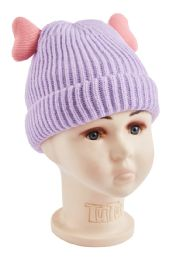 48 of Heart Knitted Girl Hat