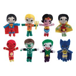 50 Bulk DC Comics String Dolls