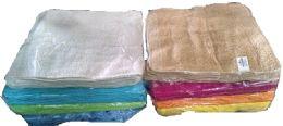 12 of 12X12 Heavy Washcloth