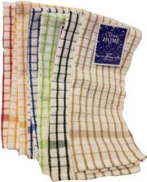36 of 15X25 Dobby Kitchen Towel Mono Check