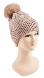 36 Wholesale Warm Knitted Hat