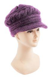 36 of Women's Winter Hat with Wavy Brim