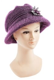 36 of Warm Hat with Flower
