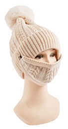 36 of Knitted Hat with Mask