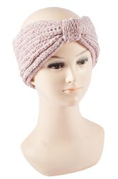 36 Units of Warm Knitted Headband - Headbands