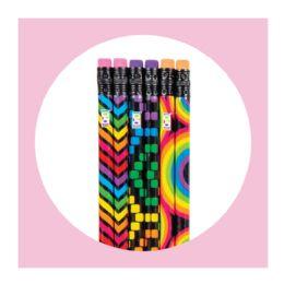 15 Bulk 6ct. Rainbow Pencils