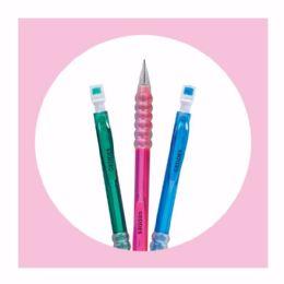 15 Bulk 3ct. Cushion Click Mechanical Pencils