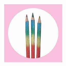 10 Bulk 6 Ct. Rainbow Writer Pencils