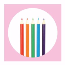 15 Bulk 12 Ct. Colored Pencils