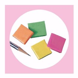 30 Bulk 2ct. Colorase Kneaded Erasers