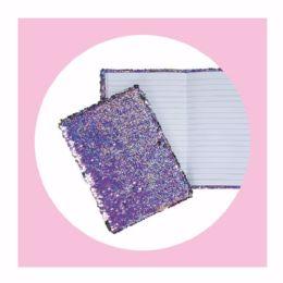 5 Wholesale 1ct. Magic Sequins Journal