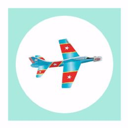 25 Bulk 3ct. Glider Toys
