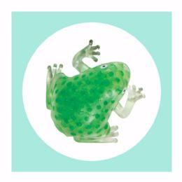 10 Bulk 2ct. Frogger Squish Toys