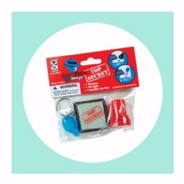 10 Bulk 1ct. Confidential Secret Spy Stamp Kit