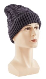 48 Units of Warm Knitted Hat - Winter Hats