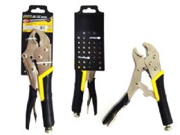 24 Units of Grip Lock Wrench - Hardware Miscellaneous