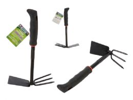 24 Units of 2-Sided Garden Tool - Garden Tools