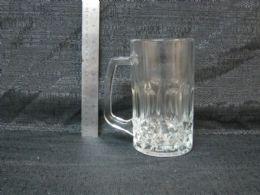 24 Bulk GLASS BEER MUG 610ML 24PC/CS