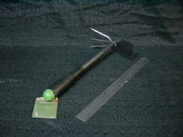48 Units of GARDEN TOOL DUAL SPOVEL 48PC/CS - Garden Tools