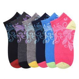 432 Units of MAMIA SPANDEX SOCKS (VINE) 9-11 - Kids Socks for Homeless and Charity