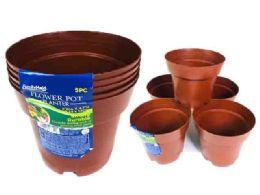 48 Units of 5pc Flower Pot Planter - Garden Planters and Pots