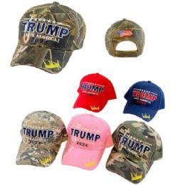 24 Wholesale Trump 2024 Save America Baseball Hats